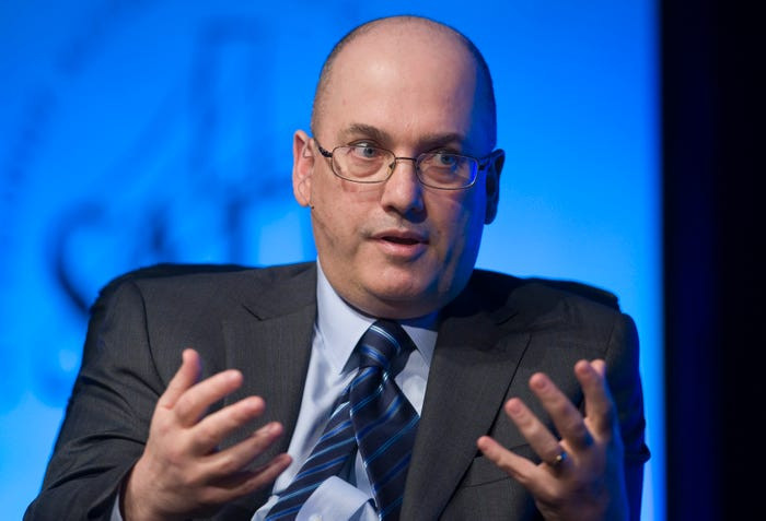 Steve Cohen, Mets owner and CEO of Melvin Capital, a hedge fund that shorted GameStop.