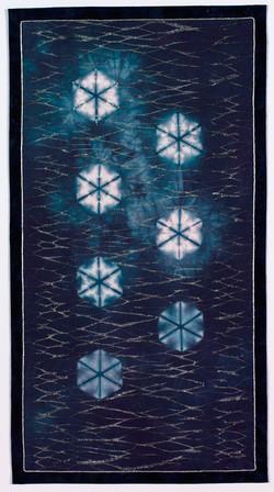 Seven Stars (69 x 127 cm)