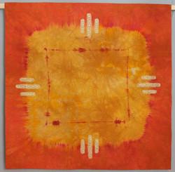 Thermogram (120 x 120 cm)