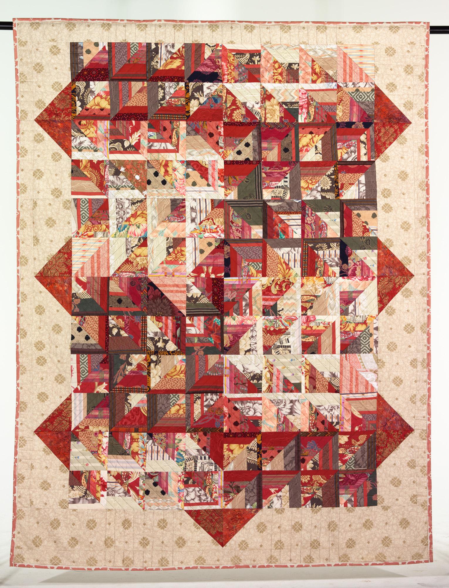 Helena's Quilt (177 x 225 cm)