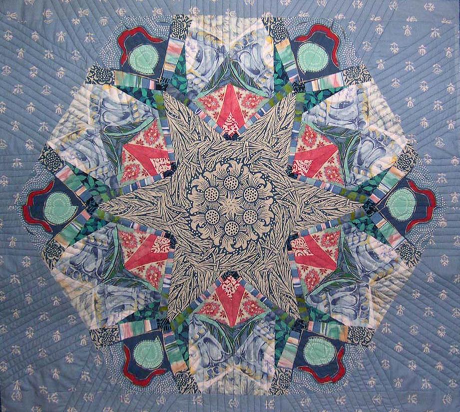 Anthony's Quilt (150 x 150 cm)