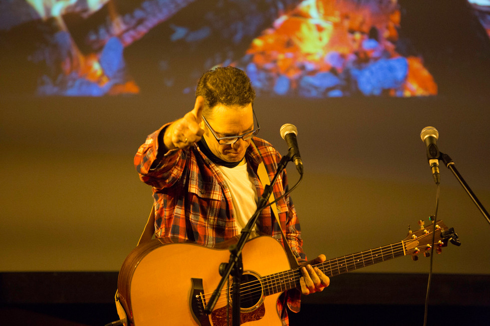 Campfire Sing-Along 08-02-2020 LU