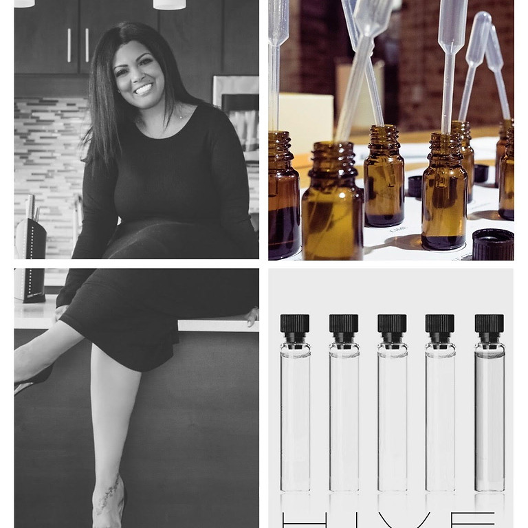 Perfume Curating at Bates Designs