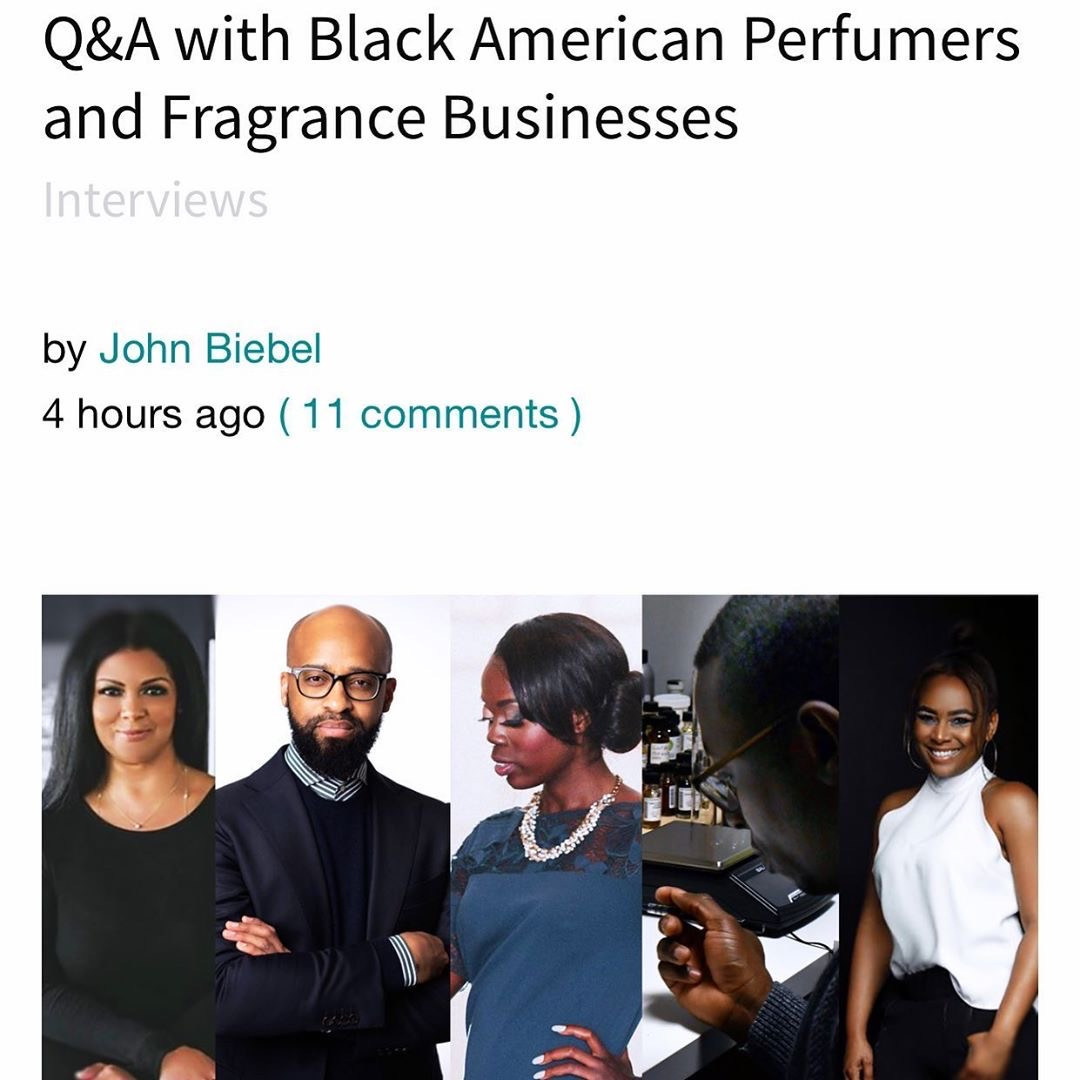Black Perfumers Q&A