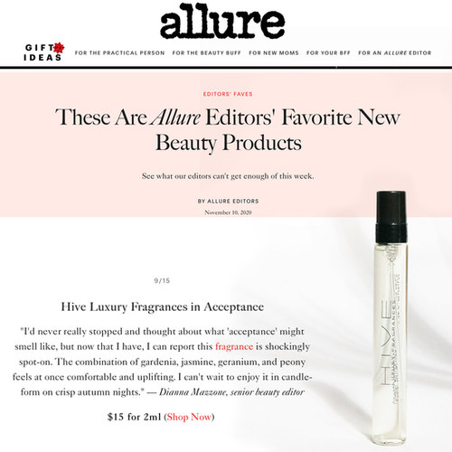Allures Editors Favorite New Beauty Products