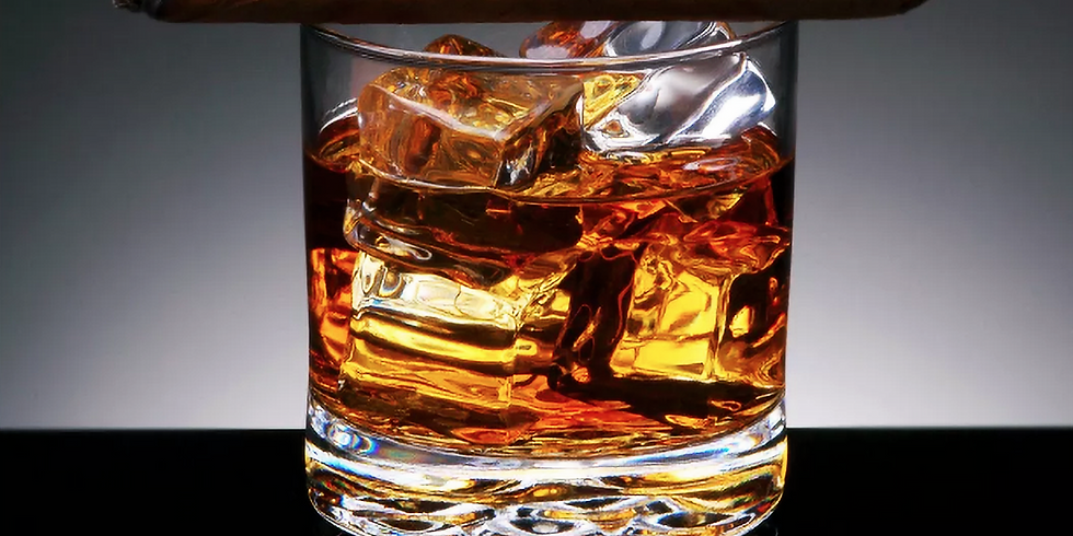 Whiskey & Wafting For Gentlemen Only