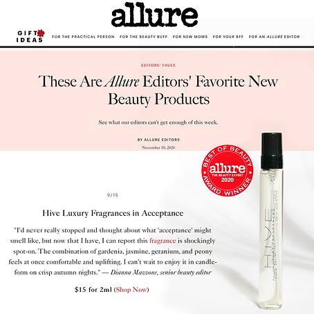 Allure Best Of Beauty 2020