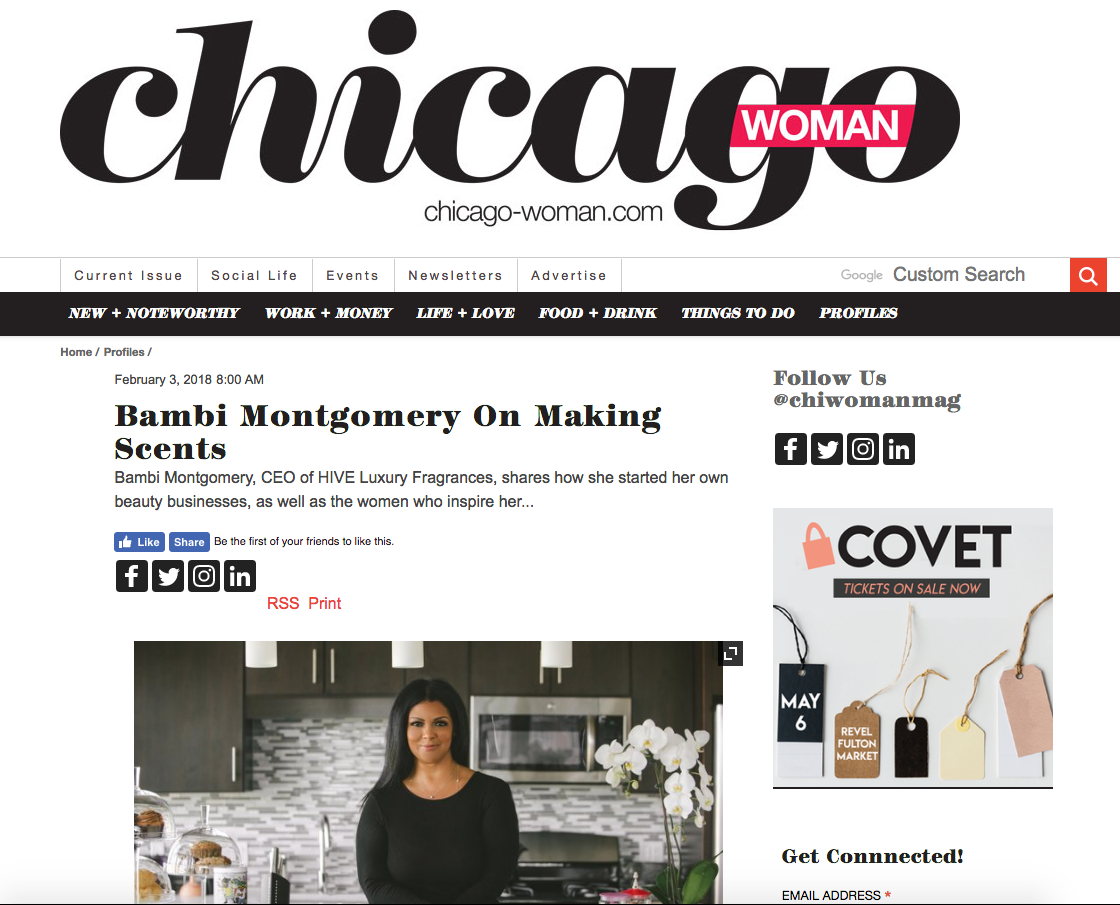 Chicago Woman