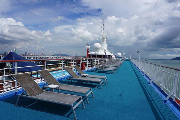 Superstar Libra Songkran Cruise by Star Cruises Malaysia