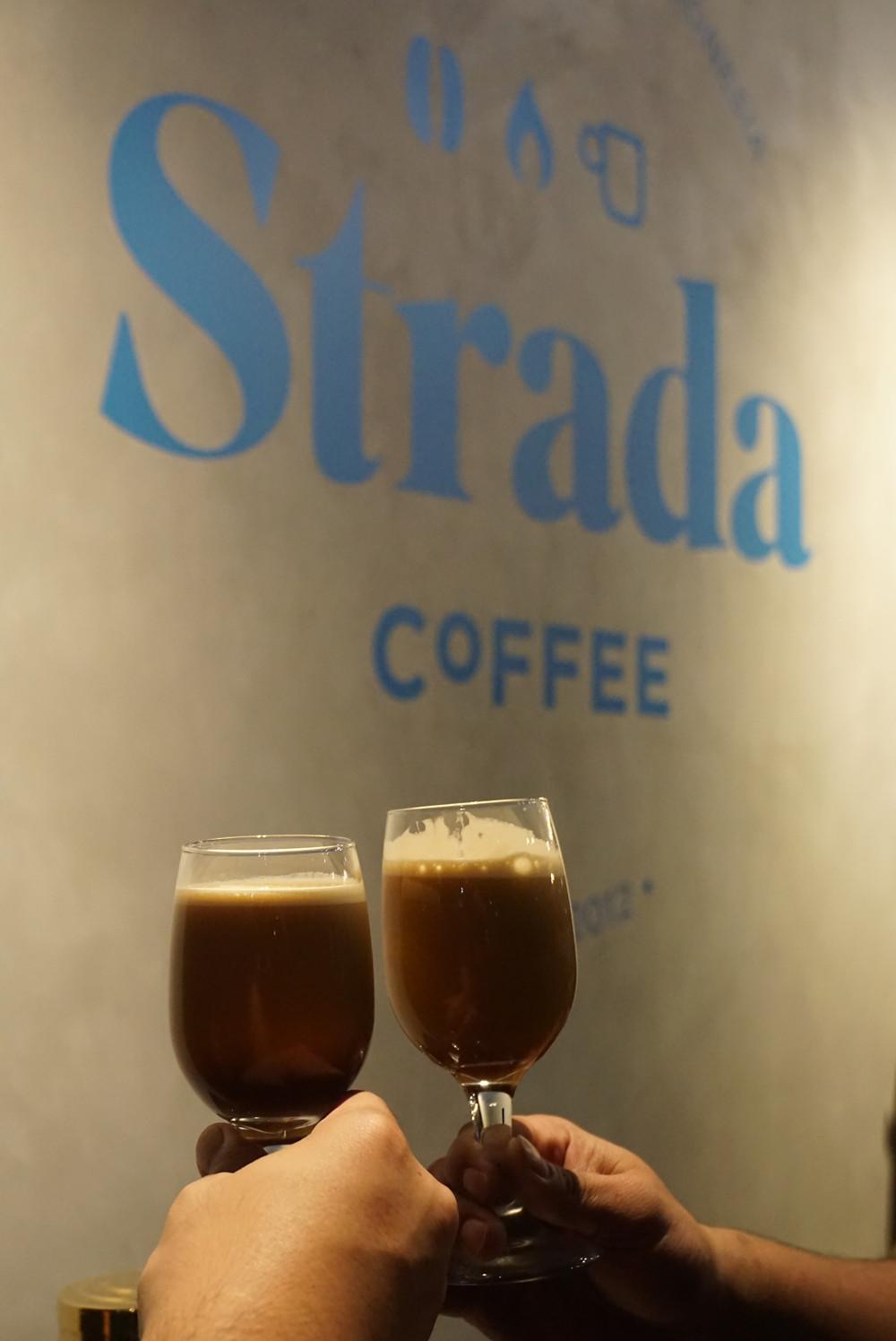 what to do in semarang strada coffee