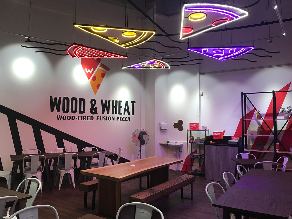 wood & wheat, tropicana avenue