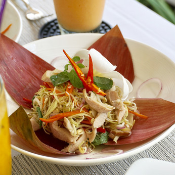 Mulberry Boutique Hotel Siem Reap: A Dining Experience