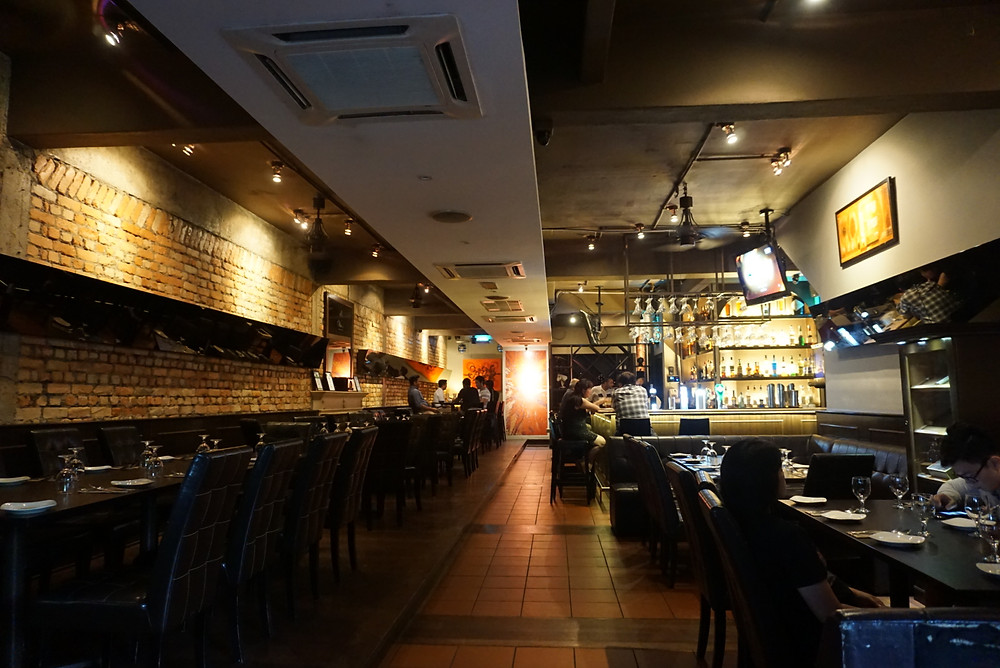 Vin S Restaurant And Bar Ttdi