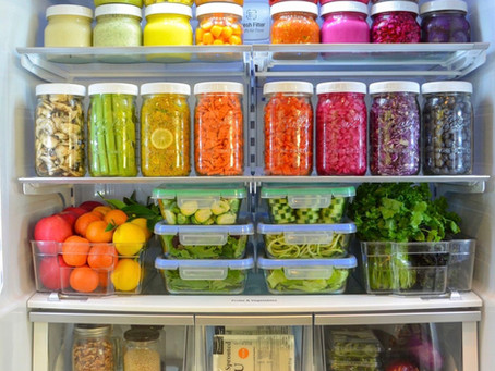 Permaculture's 'Edge Effect' for a Decluttered, Delightful Fridge
