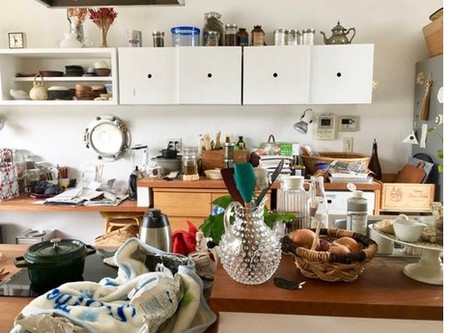 Declutter and Re-set your kitchen sink: Live Webinar this Sunday