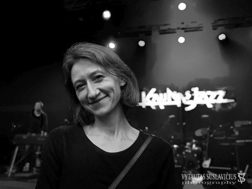 Muzikologė Laima Butėnienė: džiazas man nėra naujienų muzika
