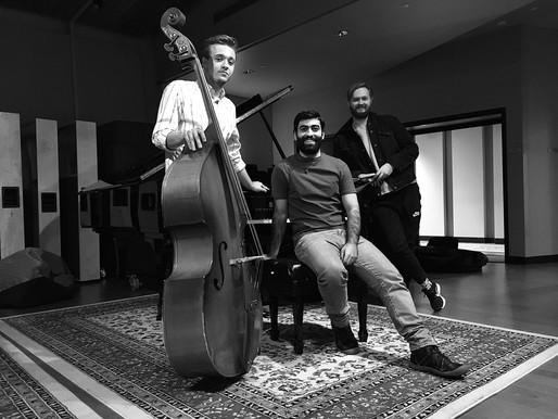 """Tarptautinis džiazo kolektyvas """"Luis Sanchez Trio"""" pristato savo muzikos spalvų paletę"""