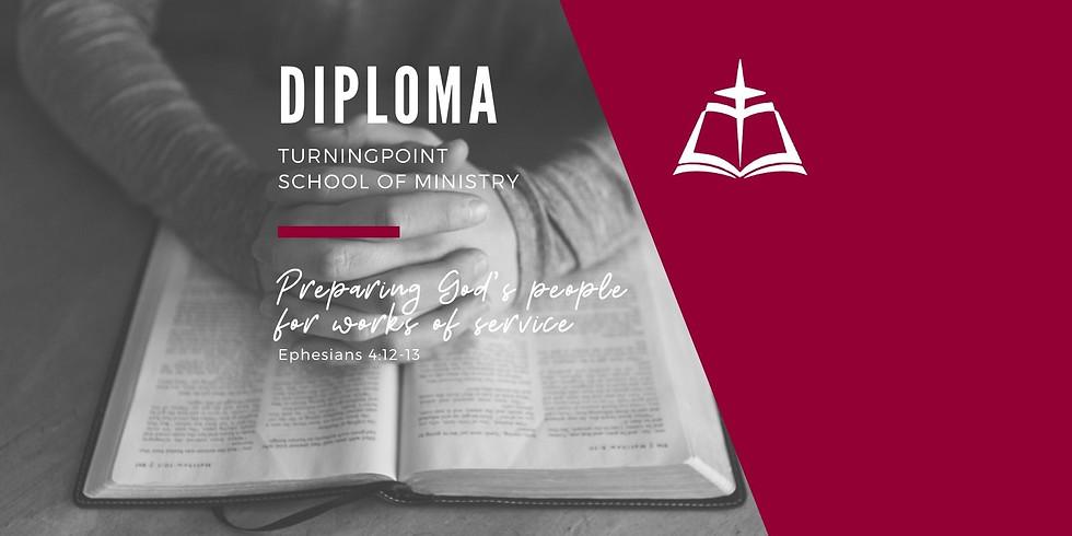 Diploma - Christian Ministry & Theology 2020
