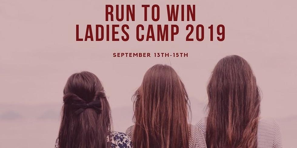 Run to Win Ladies Camp 2019