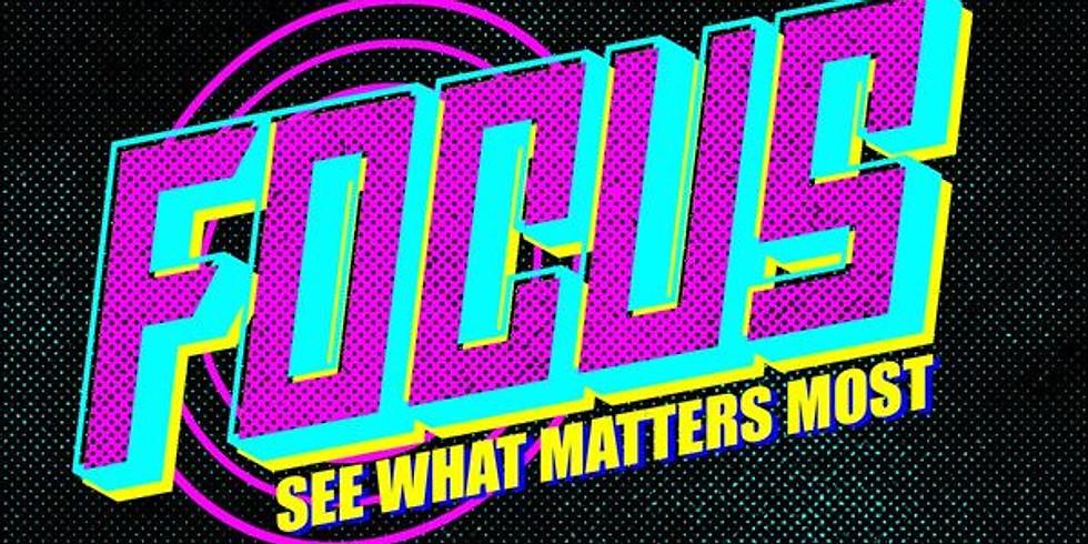 Stripes Kids Camp 2020: FOCUS