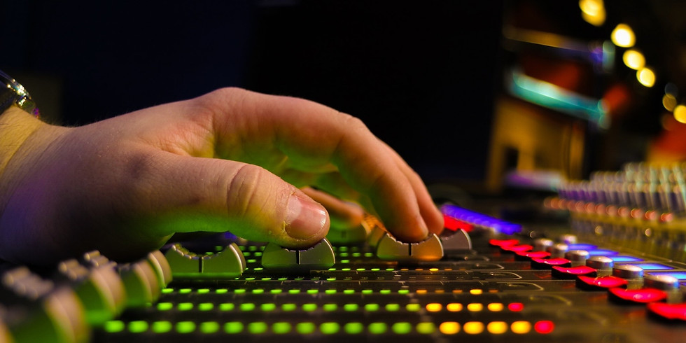 Sound Desk Training