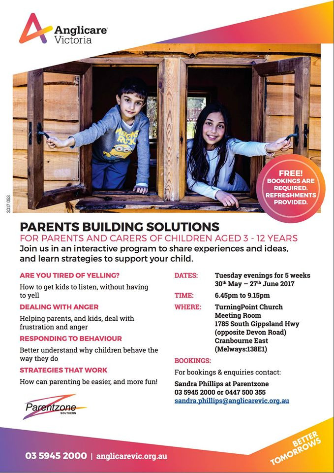 Parents Building Solutions