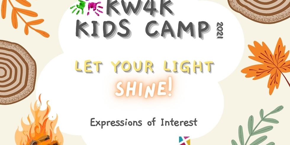 KW4K Kids & Youth Camp