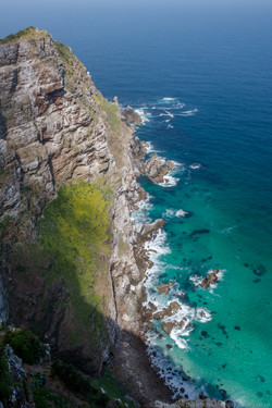 from Cape Point lighthouse