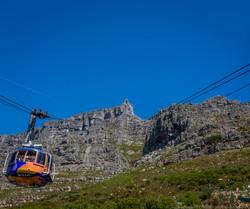 Table Mountain cablecar
