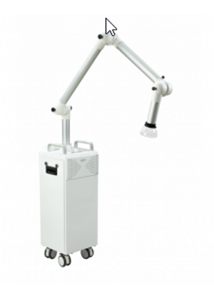 ADS EOS Extraoral Dental Suction System