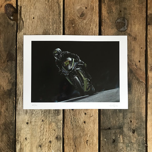 "Limited Edition ""Mountain"" Print"
