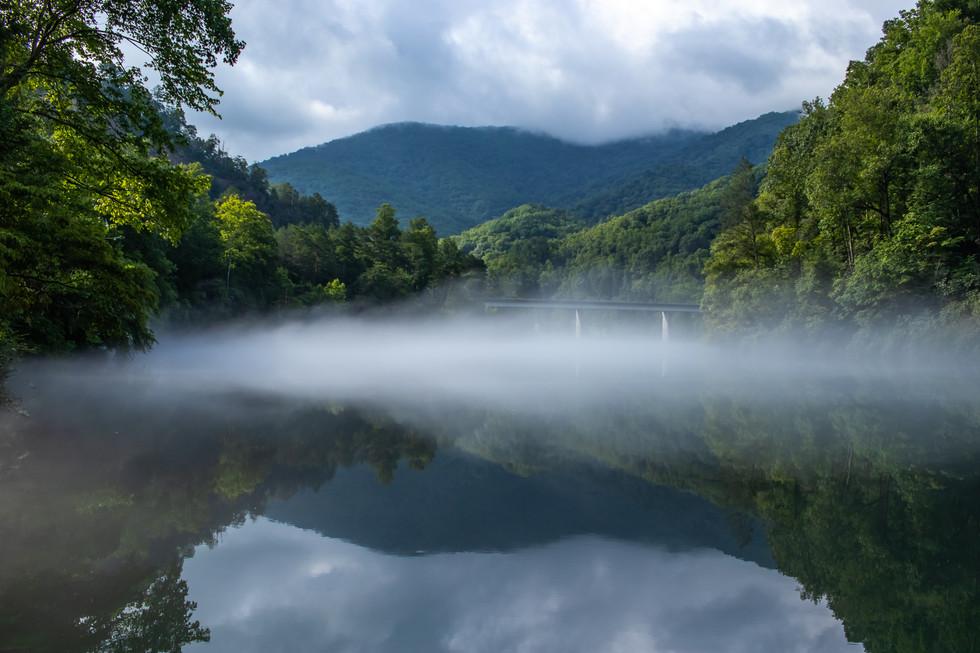 Smokey Mountains Lake