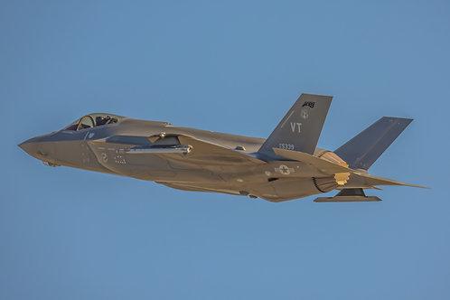 Green Mountain Boys F-35