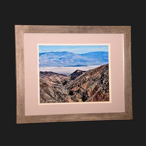 Star Wars Canyon 8x10 framed print