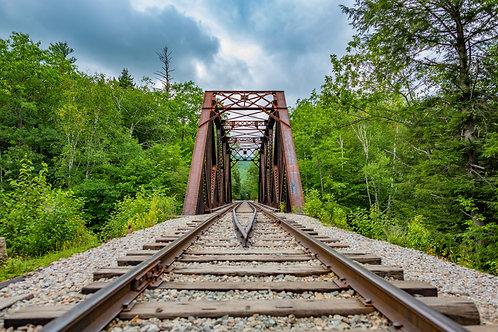 NH Train bridge 2