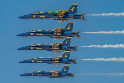 Blue Angels Stacked