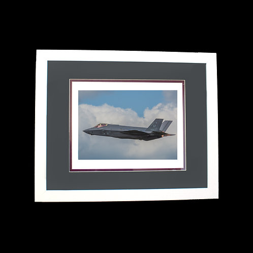 944th F-35A 11x14 Framed Print