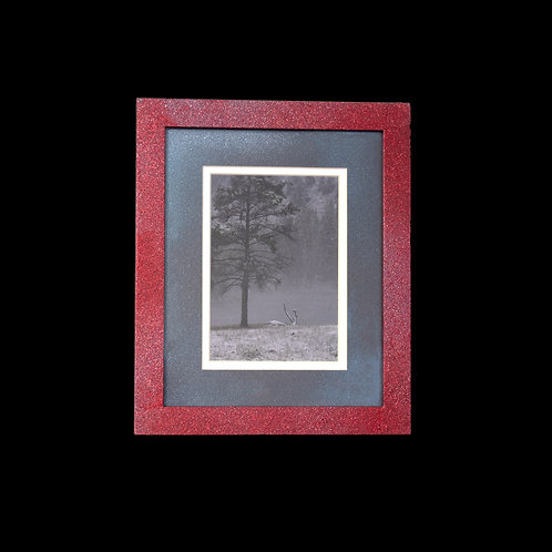 Lonely Tree 5x7 framed print