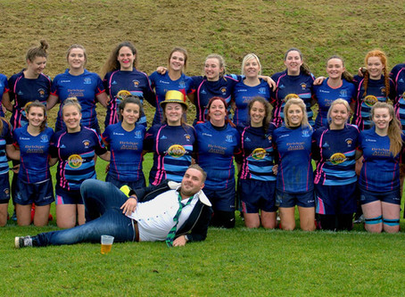 An insight into Women's Rugby