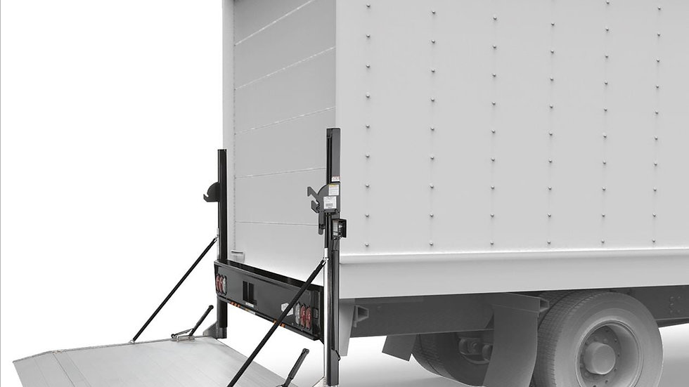 Residential Delivery with Liftgate