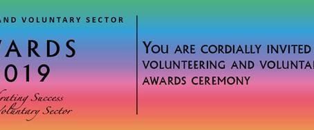 Fife Voluntary Action Awards Ceremony