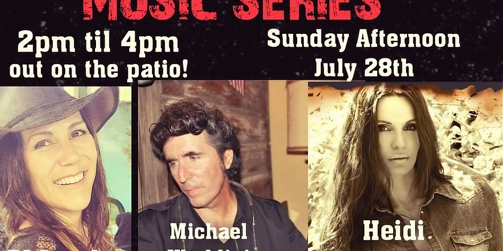 Outlaws of Folk Music Series