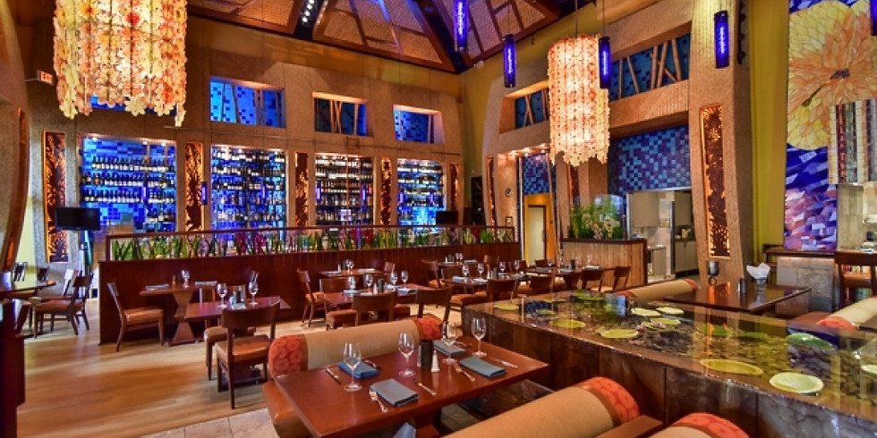 Midwest Chapter Dine Around at Islands Dining Room
