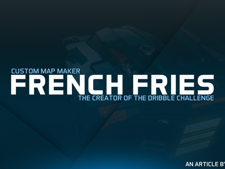 French Fries, The Creator of the Dribble Challenge