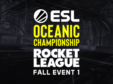 RL OCEANIA WILL BE HELPING BROADCAST THE ESL RLOC!