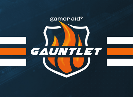 THE GAMER AID GAUNTLET
