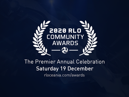 PRESENTING THE 2020 RLO COMMUNITY AWARDS