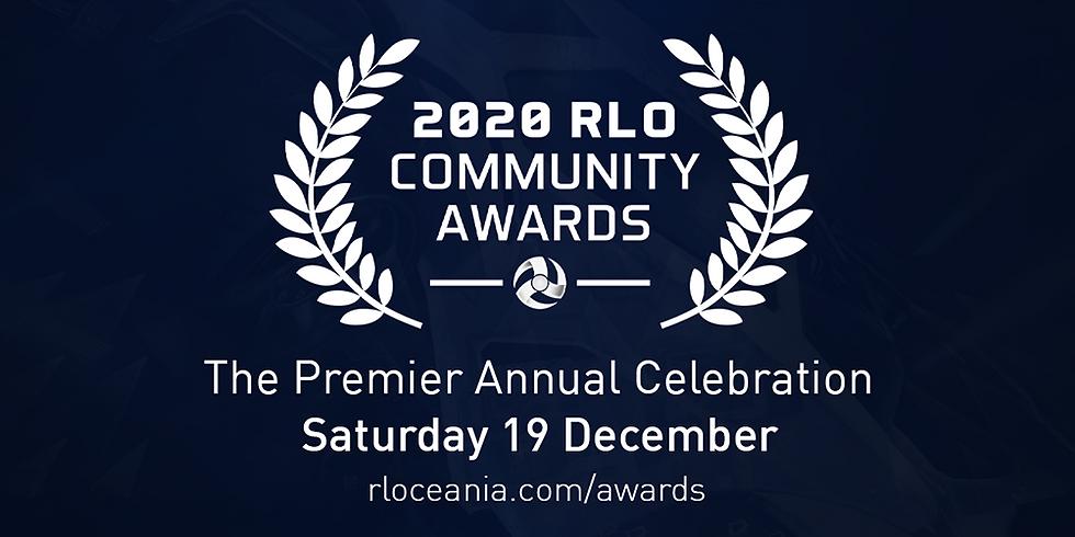 2020 RL Oceania Community Awards