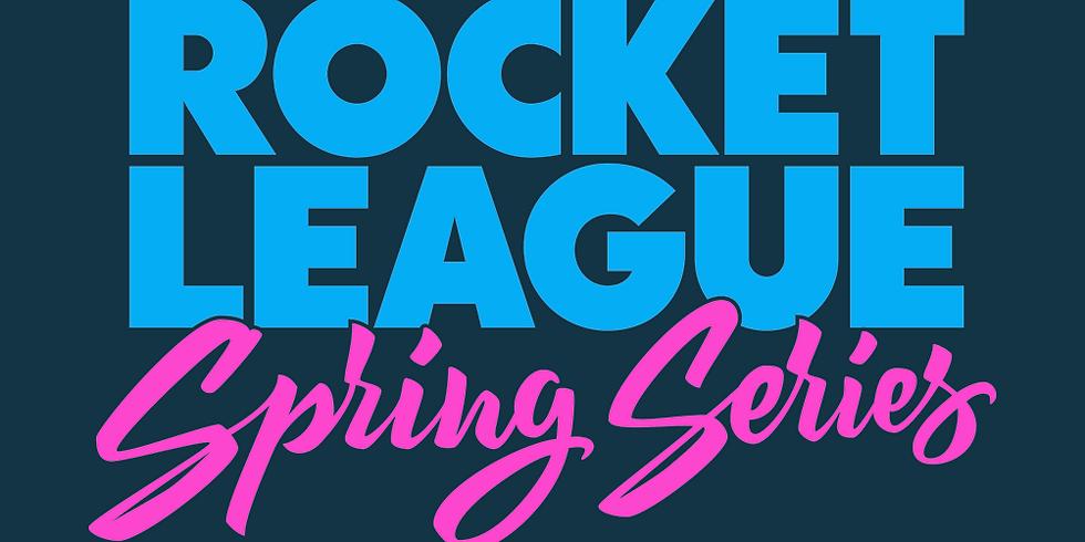 Rocket League Spring Series Open Qualifier