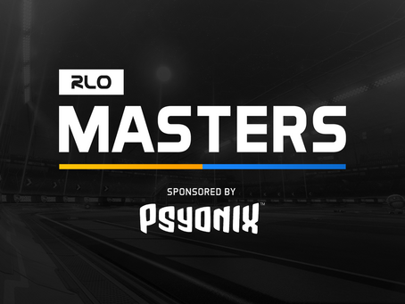 INTRODUCING THE RLO MASTERS, SPONSORED BY PSYONIX